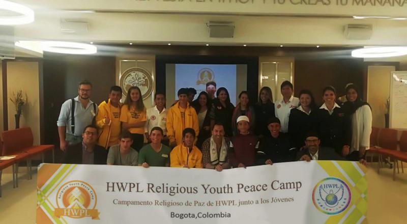 لقاء للشباب الكولومبي حول دور الدين في بناء السلام