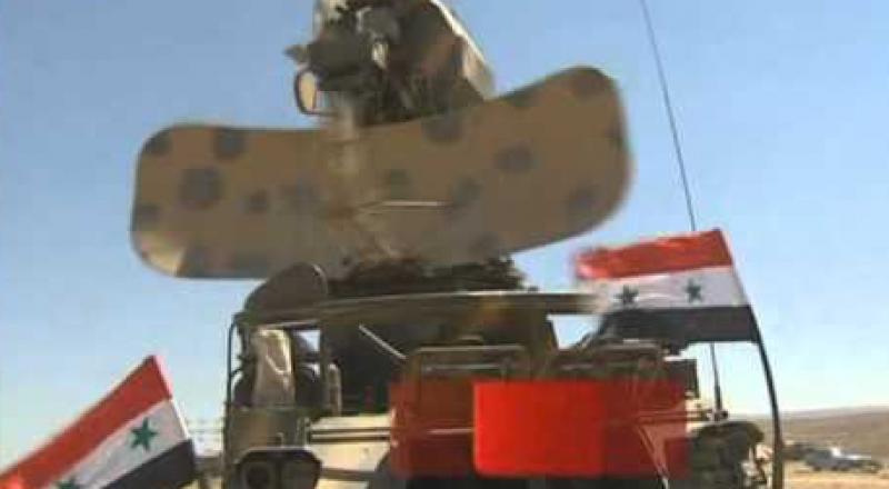 قصف إسرائيلي على ريف دمشق، والدفاعات السورية تسقط الصواريخ