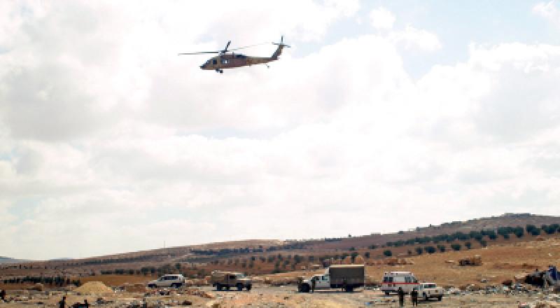غارات إسرائيلية جديدة تستهدف مواقعا في سوريا بعد إسقاط مقاتلة إسرائيلية
