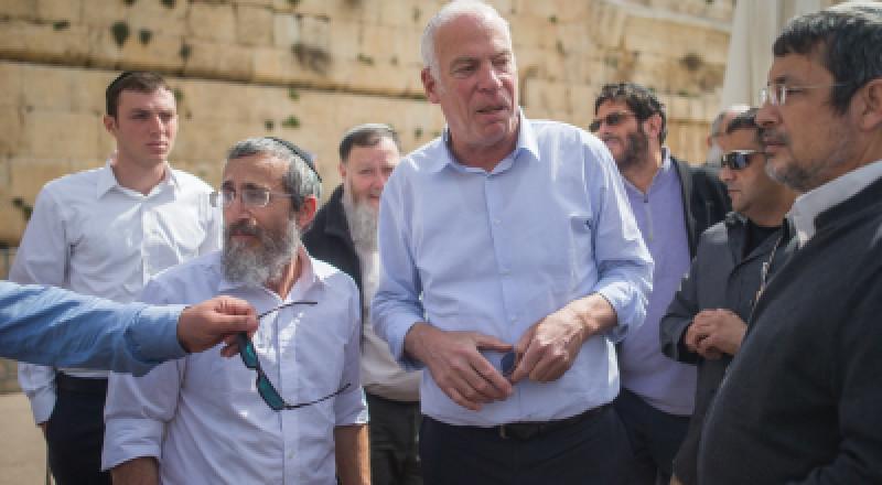 وزير الزراعة الإسرائيلي يدعو لإقامة