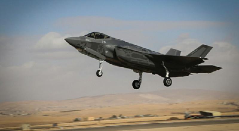 الدفاعات السورية تتصدى لاعتداءين إسرائيليين وتُسقط طائرة F16 إسرائيلية