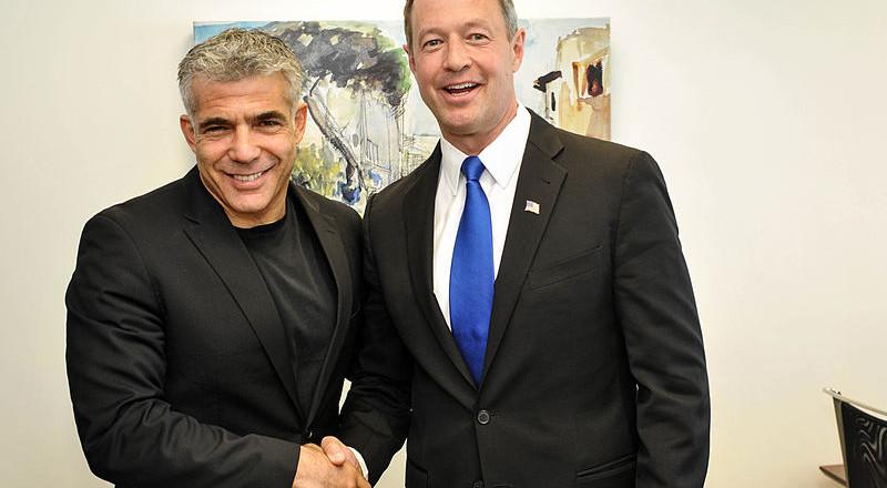 لبيد مهاجماً حكومة نتنياهو: يجب التوقف عن تجاهل أزمة غزة