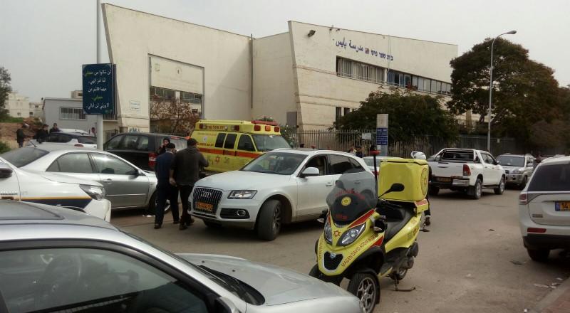لجنة مكافحة العنف تستنكر جريمة الاعتداء على احد الطلاب خلال الدوام المدرسي في جلجوليه واطلاق النار علية.