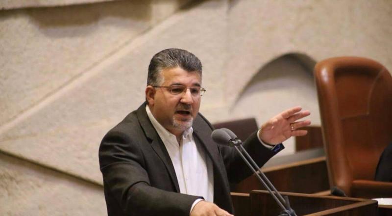 اليمين يحرّض على النائب يوسف جبارين بسبب مقترح قانون يؤسس للمساواة المدنية والقومية