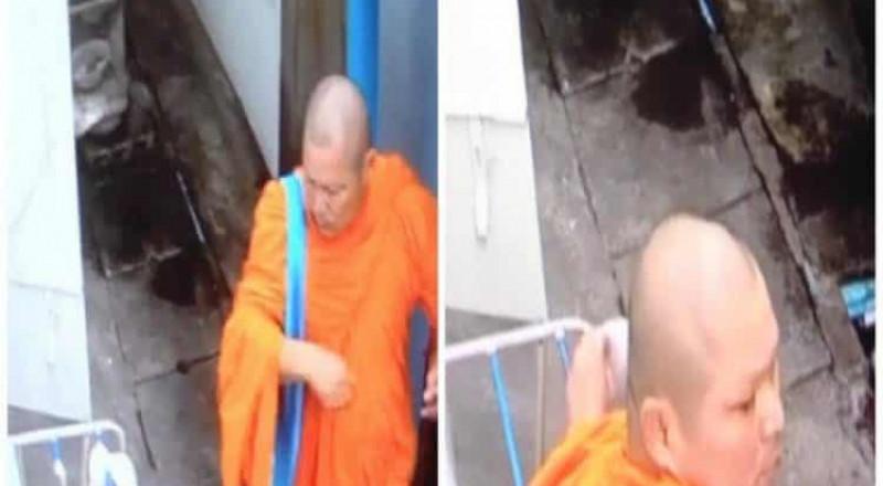 """""""راهب تايلندي"""" يسرق سروال زوجة جاره !"""