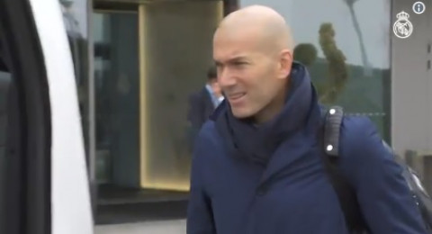 زيدان يكشف قائمة ريال مدريد لمواجهة سان جيرمان
