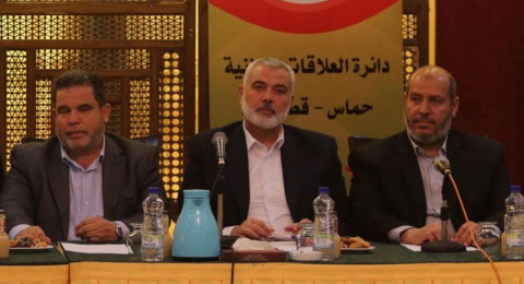هنية: غزة على فوهة البركان ومصر أدركت خطورة الأوضاع