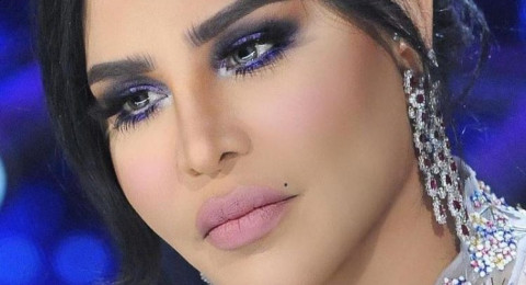 لمن قالت أحلام أنتي مثال لجمال المرأة العربية الناجحة؟