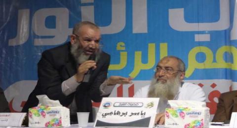 الدعوة السلفية في مصر: إذا لم تصوتوا للسيسي ستترحمون على أيامه