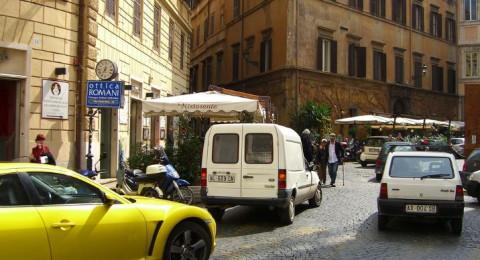 روما تحظر سيارات الديزل في مركز المدينة