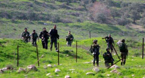 انطلاق مناورات عسكرية إسرائيلية أمريكية