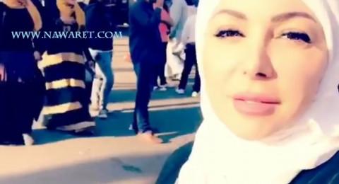 لهذا السبب سوزان نجم الدين ترتدي الحجاب !