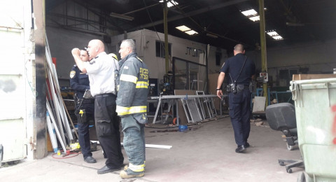 مصرع عامل بعدما تعرض لصعقة كهربائية في مصنع بخليج حيفا!