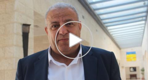 عماد دحلة لبكرا: فوجئنا بكمية السلاح التي ضبطتها الشرطة ببلداتنا العربية، ويجب أن تكثف من عملها