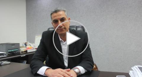عبد السلام دراوشة يوجه رسالة لأهل اكسال ويناشد المرشحين قُبيل الانتخابات