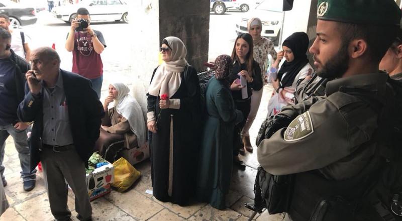 القدس: منع احتفالية في يوم المراة العالمي
