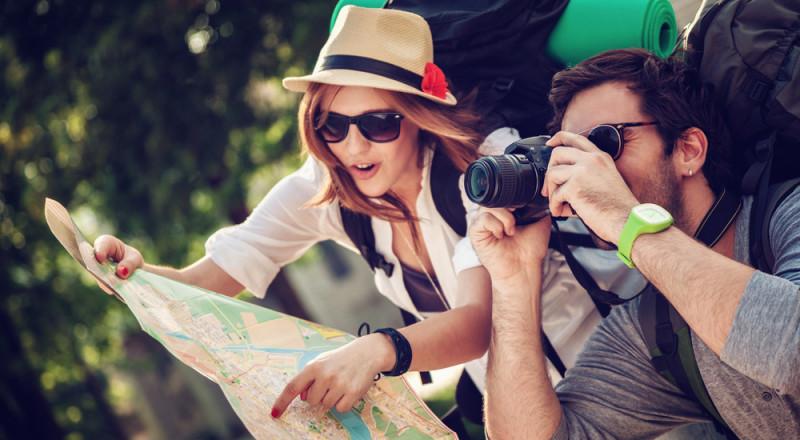 اليكم، وجهات سياحية مناسبة خلال مارس