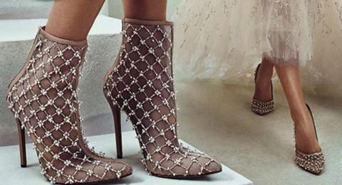 مجموعة أحذية أوسكار دي لا رنتا لربيع 2014