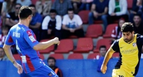 اتلتيكو مدريد يتعرض للهزيمة خارج الديار امام ليفانتي