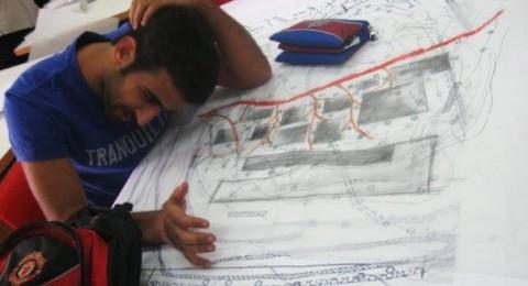 افتتاح معرض احتفالي للفنان محمد نصار من رام الله بجاليري فتوش