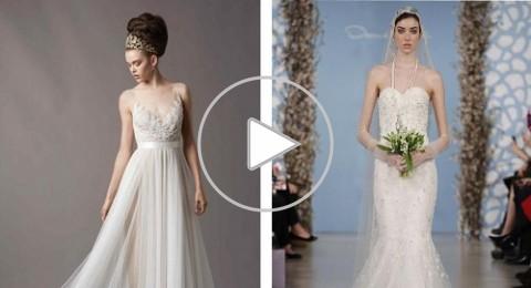 15 فستاناً من أجمل فساتين الأعراس لربيع 2014!