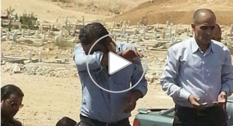 صدمة لمنذر رياحنة بعد وفاة ممثل سوري بين يديه خلال تصوير «مشهد وفاة»