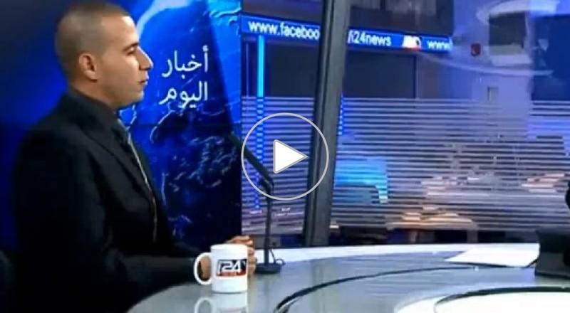 الإعلامي أحمد عويسات ضيفا على القناة الفرنسية عن تدهور برشلونه ونهائي دوري الأبطال ومكابي تل ابيب