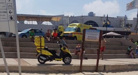 وفاة شاب مقدسي غرقًا في احد شواطئ مدينة اسدود