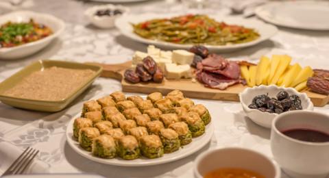 6 أخطاء شائعة على مائدة رمضان