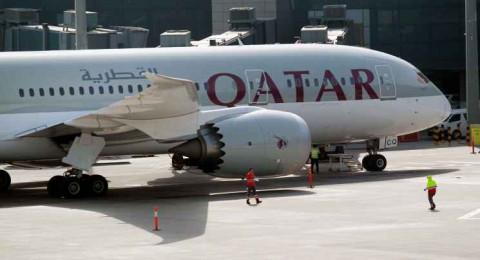 الخطوط القطرية تنقل مئات الركاب القطريين من السعودية إلى الدوحة