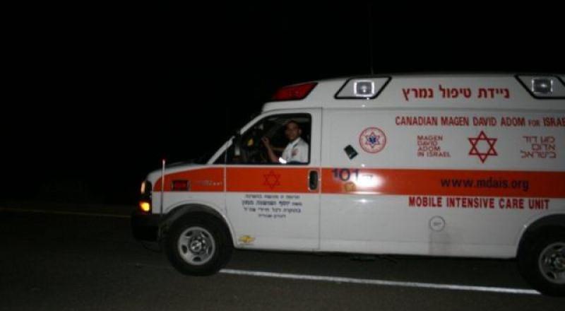 بئر السبع: وفاة متشرد عربي بعد دهسه في حادث ضرب وهرب