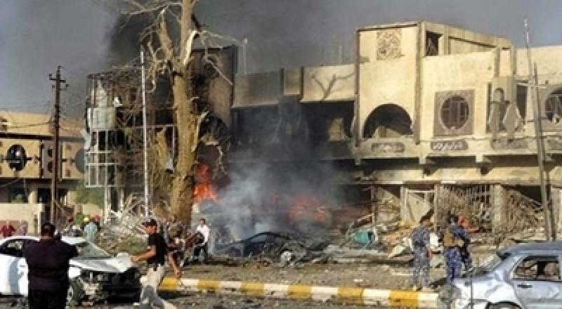 شهداء وجرحى بتفجير انتحاري في المسيب شمال بابل بالعراق