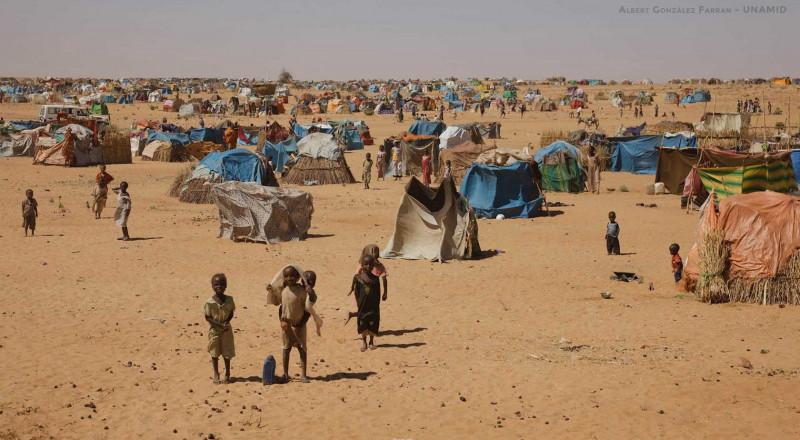 السودان يبلغ مصر مخاوفه الأمنية حول دارفور