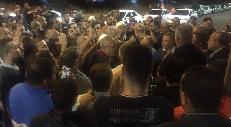 حركة كفاح: يجب إغلاق كافة مراكز ومقار الشرطة في البلدات العربية