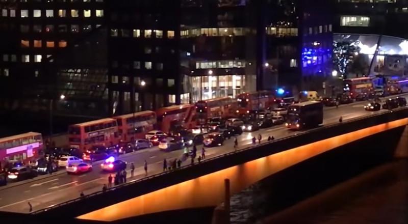 مقتل ستة أشخاص في حوادث دهس وطعن في لندن