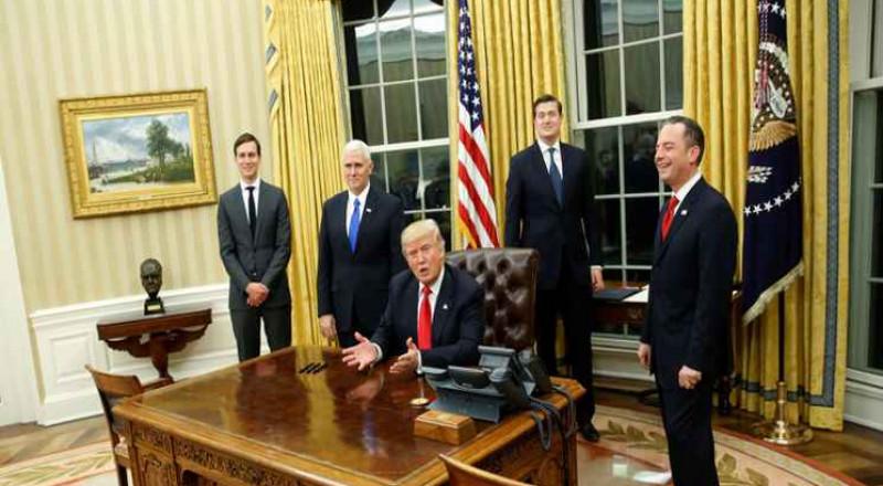 """المتحدثة باسم البيت الأبيض تؤكد أن """"الرئيس لا يكذب"""""""