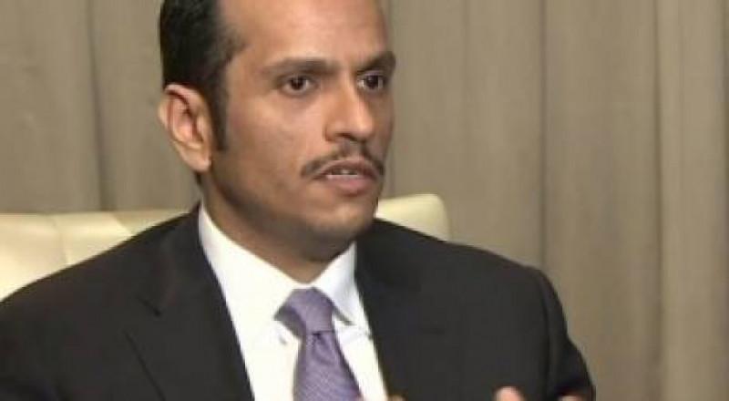 قطر :حماس ليست ارهابية ونحن ندعم الشعب الفلسطيني