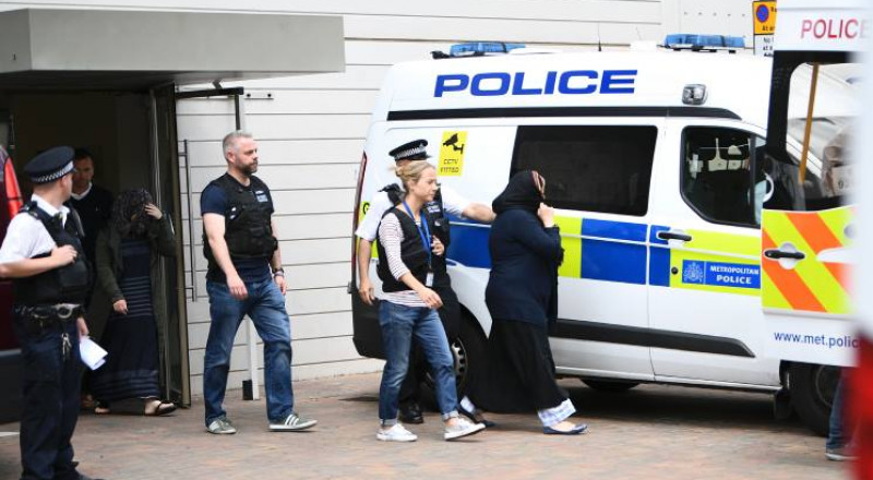 هجوم جسر لندن: الشرطة تعتقل 12 شخصا بينهم 4 نساء