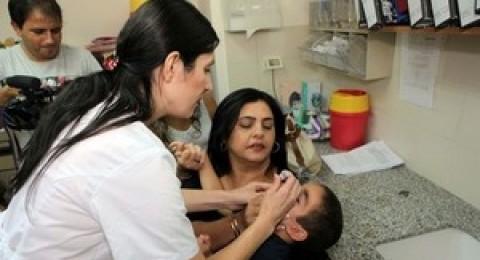 وزارة الصحة تقرر توسيع حملة التطعيم ضد البوليو لكل البلاد