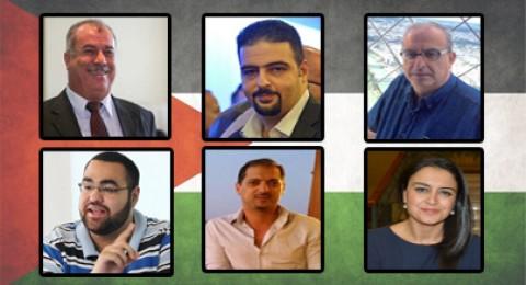 فلسطينيو الـ 48 يطالبون الرجوب بالاعتذار على تصريح الـ