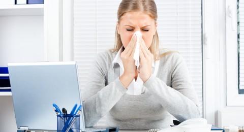 لماذا تشعر بالبرد في مكان العمل؟