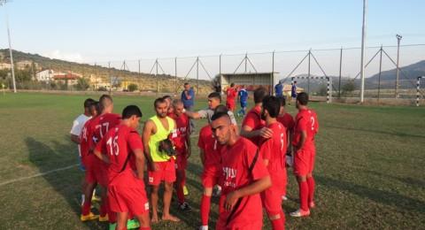 الاخوة عرابة تستمر بحصد الانتصارات وفوز على دير الاسد (2-0)