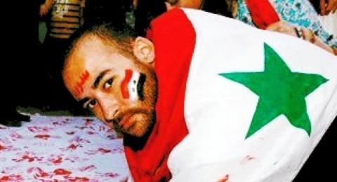 المعارضة السورية تقتل الفنان محمد رافع!!