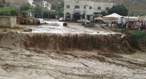 ارتفاع حصيلة السيول في الأردن إلى 8 وفيات
