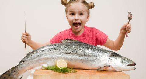 تناول الأسماك مرتين أسبوعيا يحد من إصابة الأطفال بالربو