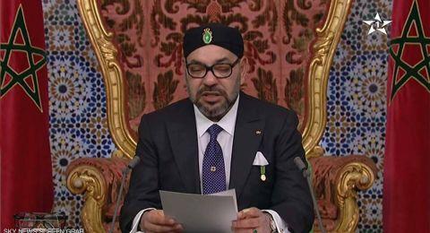 ملك المغرب يجدد الاستعداد للحوار المباشر مع الجزائر
