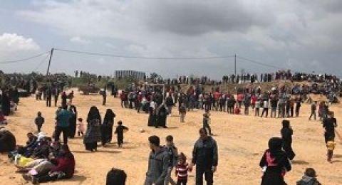 غزة تستعد لجمعة