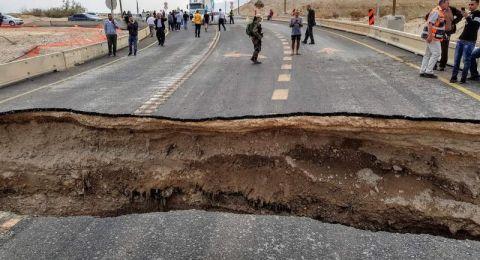 الاردن : ارتفاع اعداد ضحايا كوارث السيول الى