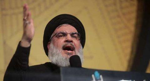 """نصر الله: صواريخ """"حزب الله"""" جاهزة للرد على أي عدوان إسرائيلي محتمل"""
