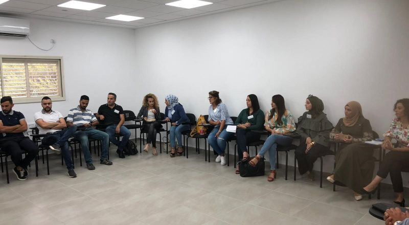 انطلاق منتدى الأكاديميين في القرى البدوية في الشمال لخلق نخبة قياديّة تساهم في بناء مستقبل أفضل